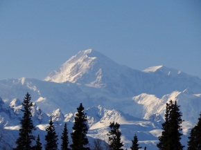 Mount McKinley close up!
