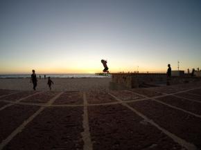 阿德雷德海邊夕陽, Adelaide