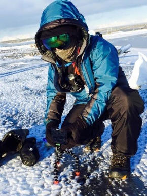 為拍攝日全蝕做準備, Svalbard