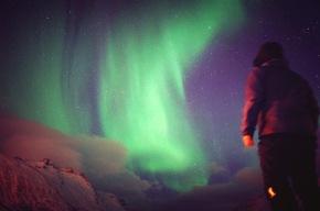 見證夢幻極光, Tromso