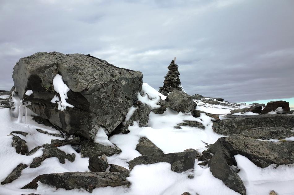 冬天前往Knivskjellodden 沿途的奇幻景象